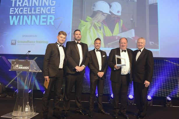 Galbraiths win top Training accolade